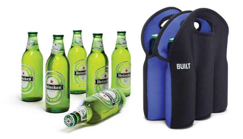 Quirks Marketing Philippines - Built - 6 Pack Beer Tote