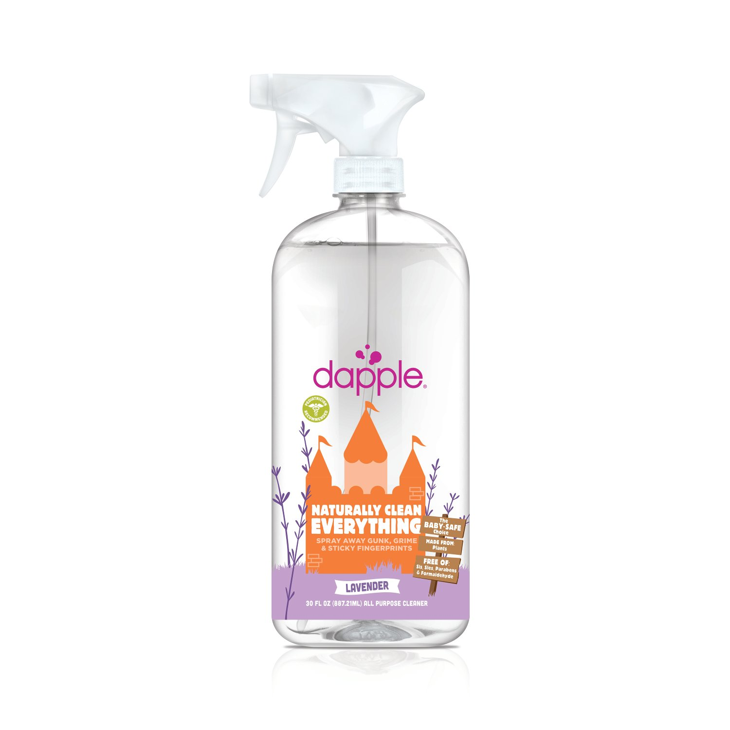 Quirks Marketing Philippines - Dapple - Naturally Clean All Purpose Cleaner