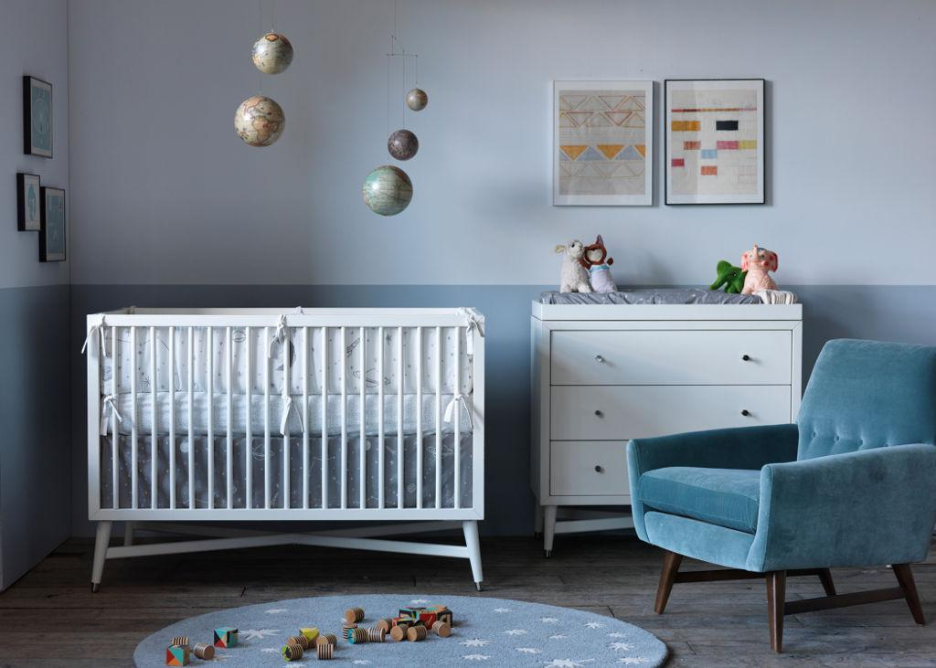 Quirks Marketing Philippines - DwellStudio Baby - Galaxy Nursery Room