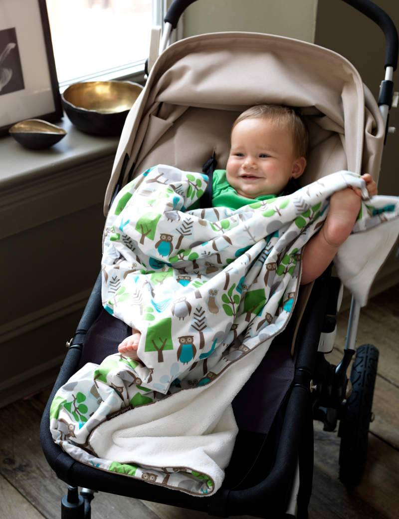 Quirks Marketing Philippines - DwellStudio Baby - Stroller Blanket