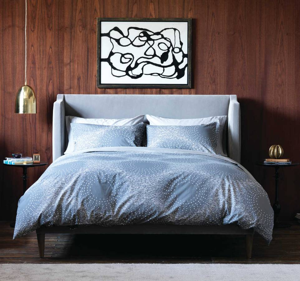 Quirks Marketing Philippines - DwellStudio - Barrow French Grey Duvet Set