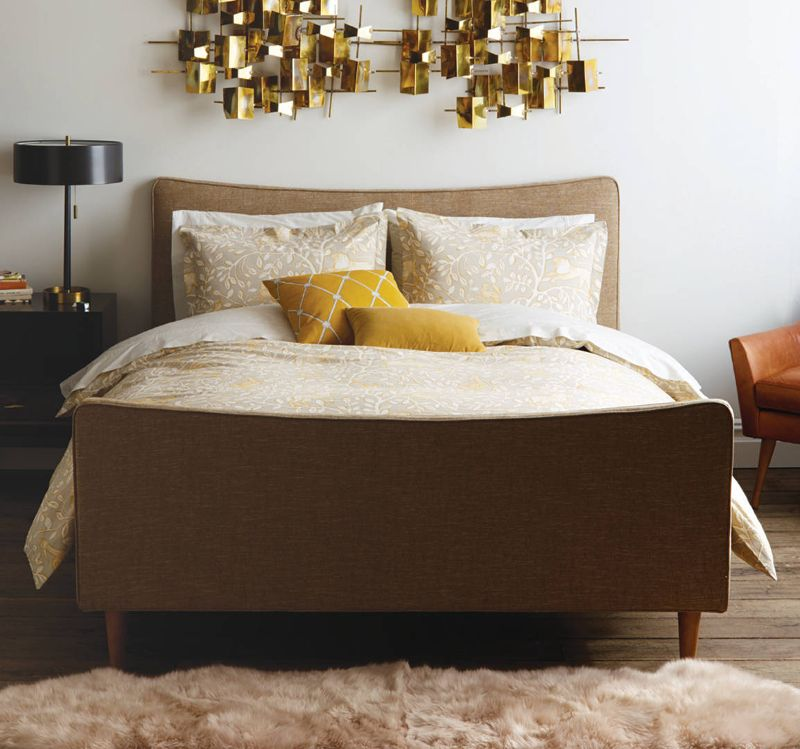 Quirks Marketing Philippines - DwellStudio - Rhineland Mustard Duvet Set