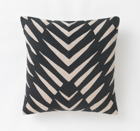 Quirks Marketing Philippines - DwellStudio - Osa Charcoal Decorative Pillow