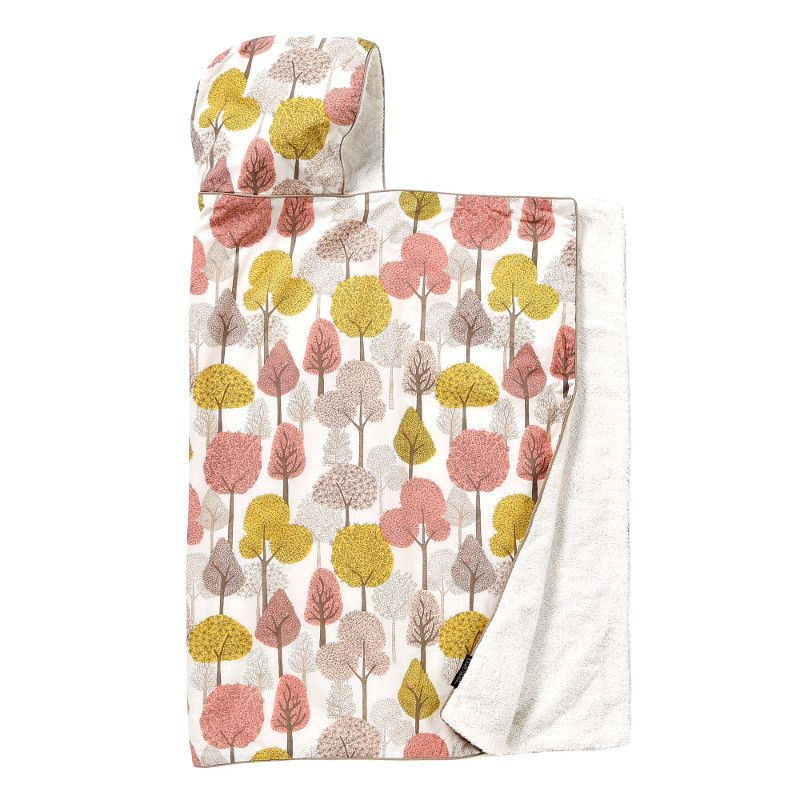 Quirks Marketing Philippines - DwellStudio Baby - Treetops Hooded Towel