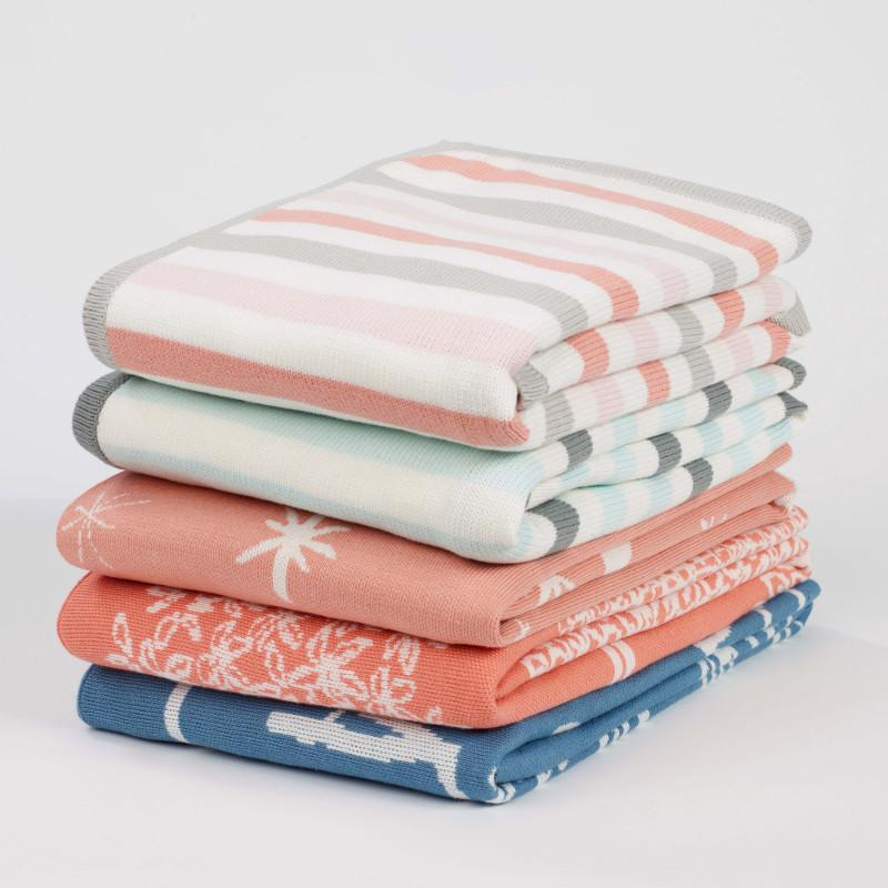 Quirks Marketing Philippines - DwellStudio Baby - Treetops Knit Blanket