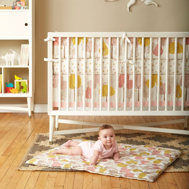 Quirks Marketing Philippines - DwellStudio Baby - Treetops Play Blanket