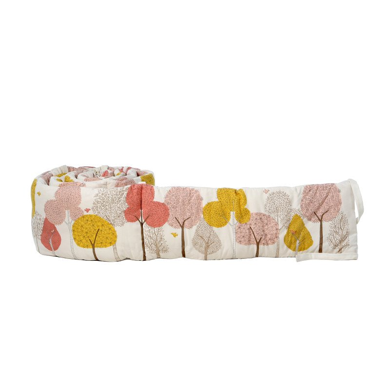 Quirks Marketing Philippines - DwellStudio Baby - Treetops Crib Bumper