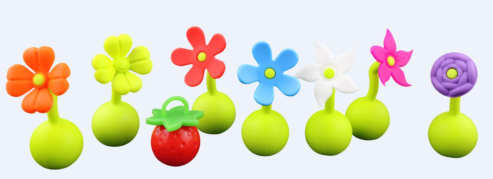 Quirks Marketing Philippines - Haakaa - Silicone Breast Pump Flower Stopper