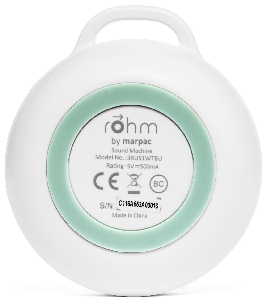 Quirks Marketing Philippines - Marpac Rohm Portable White Noise Sound Machine for Adults